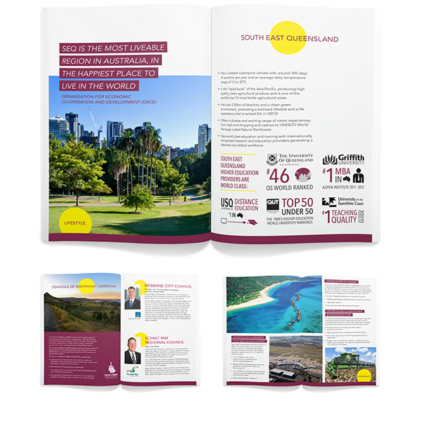 SEQ Council of Mayors Design Work